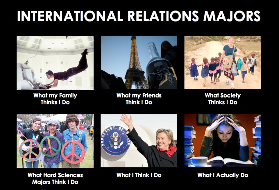 Quotes About International Relations: The Global Giggle: These Are A Few Of My Favorite Memes