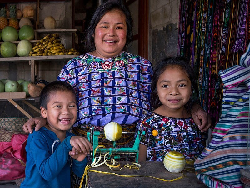 Where We Work: Guatemala