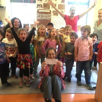 Thank you to the amazing JCC Manhattan Nursery School for your generous donation to our Nepal Earthquake Emergency Relief Fund!