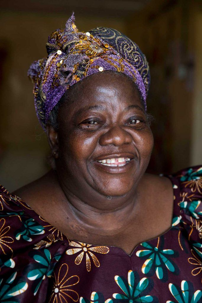 Martha Karnga began her work on behalf of Liberian women during the nation's brutal 14-year civil war. Today, she is the executive director of Bassa Women's Development Association (BAWODA)—an AJWS grantee dedicated to advancing the rights of women and girls.