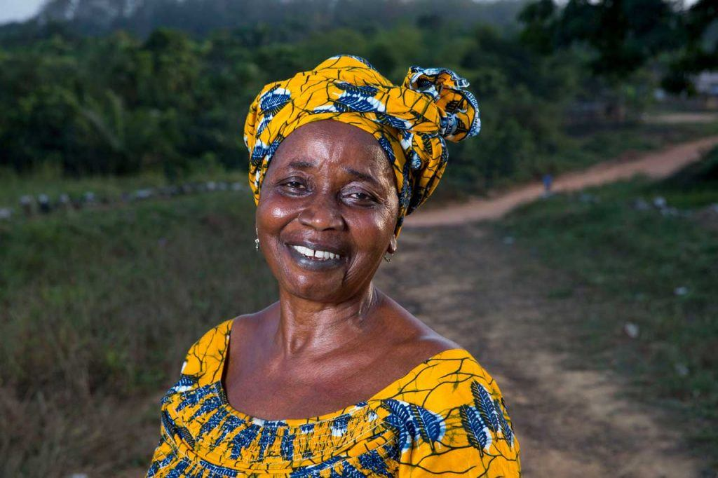 When Martha Karnga invited her to join BAWODA some five years ago, Monday Roberts was serving as her community's women's leader. Today, she is a paramount chief—the highest-ranking level of chief in Liberia's traditional system.