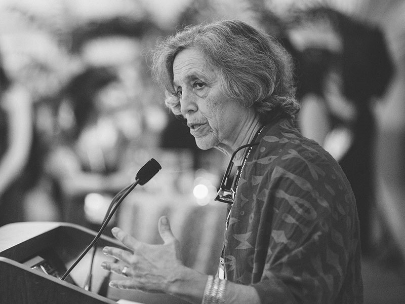 Ruth Messinger on Disaster Relief