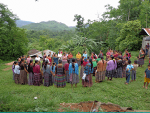 Community Organizing Training with Dam-Affected Communities